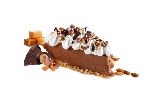 Turtle Cream Pie