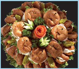 Continental Choice Party Platter from Forest Hills Foods