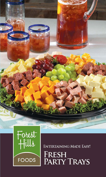 Fresh Deli Party Platters and Trays | Forest Hills