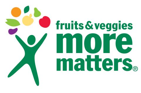 Fruits and Veggies more matters month logo