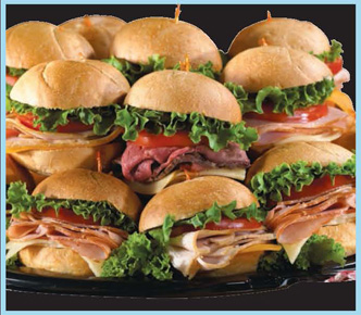 Mini Sandwich Platter from Forest Hills Foods