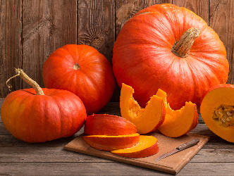 Fresh Pumpkins are in season now!