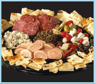 Entertaining Tapas Platter from Forest Hills Foods