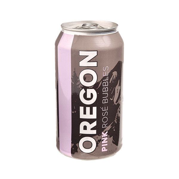 Canned Oregon Pink Bubbles Willamette
