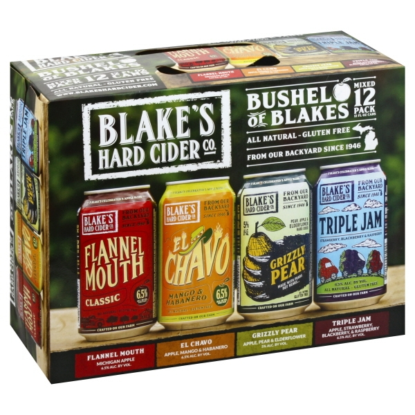 Blakes Bushel of Blakes 12pk can