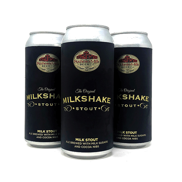 Rochester Mills Milkshake Stout 4pk can By The Case!
