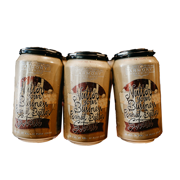 Grand Armory Nutter Your Business 6pk can By The Case!